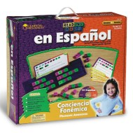 Conciencia fonémica (Phonemic Awareness) Kit