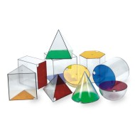 Giant GeoSolids® (set of 10)