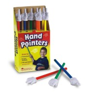 "15"" Hand Pointers (set of 10)"