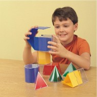 Folding Geometric Shapes™ (set of 16)
