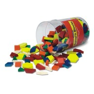 Pattern Blocks Sets (bucket of 250)