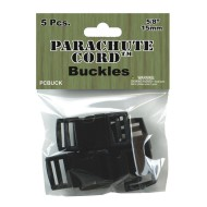 "ParaCord Buckle Sets, 15mm (5/8"") (pack of 30)"