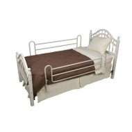 DMI Home Steel Bed Rails, Twin