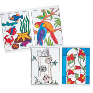 Nature Posters Craft Kit (makes 12)