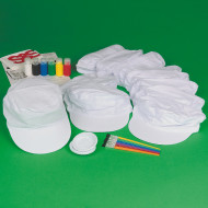 Design-A-Hat Craft Kit (makes 12)
