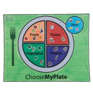 MyPlate Coloring Placemats Craft Kit (makes 48)