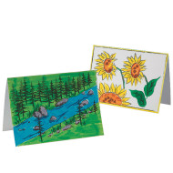 Send a Note Greeting Cards Craft Kit (makes 30)