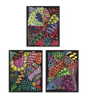 Dynamic Doodles Craft Kit (pack of 12)