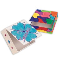 Keepsake Boxes Craft Kit (makes 12)