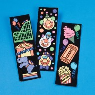 Carnival Bookmarks Craft Kit (makes 48)