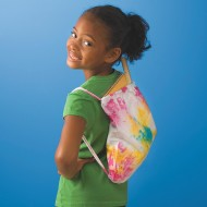 Tie-Dye Backpack Craft Kit (makes 12)
