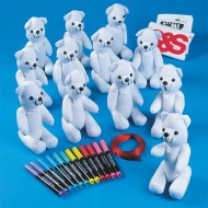 Beautiful Bears Craft Kit (makes 12)
