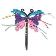 Butterfly Garden Stake Craft Kit (makes 12)