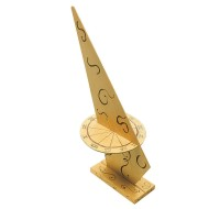 Wood Sundial Craft Kit (makes 12)