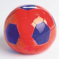 Soccer Ball Bank Craft Kit  (makes 12)