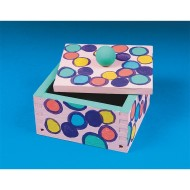 Wooden Construction Boxes Craft Kit (makes 12)