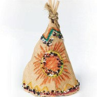 Tepees Craft Kit (makes 24)