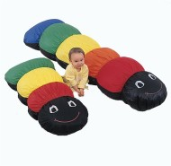 Cuddle-Up® Baby Caterpillar Pillow