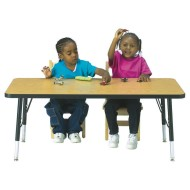 "24""x36"" Activity Table, 15""-24"" High"