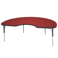 "48""x72"" Kidney Activity Table, 11-15""H"