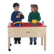 Space Saver Sensory Table