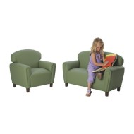 Preschool Enviro-Child Upholstery Sofa