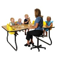 Toddler Table Eight Seat
