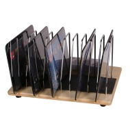 Tablet Charging Station Rack