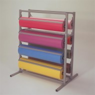 "48"" Horizontal Paper Roll Rack"
