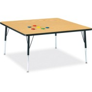 "Kydz Activity Table, 36"" Sq."