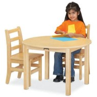 Multipurpose Round Table 36""