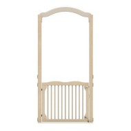 "Kydz Suite Welcome Gate w/ Arch 72""H, A or E Height"