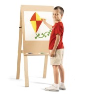Single-Sided Easel