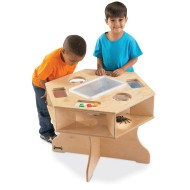 Science Activity Table