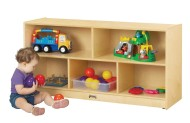 Toddler Mobile Storage Unit