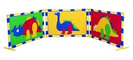 Dinosaur PlayPanel® Set (set of 3)
