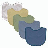 Terry Bibs  (set of 5)