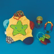 Teether and Rattler Set