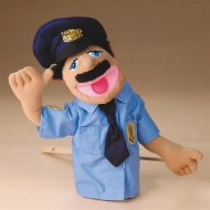 Melissa and Doug® Police Officer Puppet