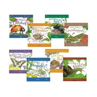 Are You A Bug Book Set (set of 8)