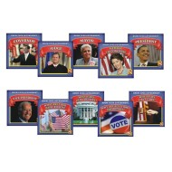 Know Your Government Books (set of 10)