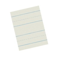 "Manuscript Paper, 8-1/2""x11"", Ruled 1/2""x1/4""x1/2"" (pack of 500)"
