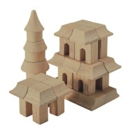 Haba® Oriental Tabletop Blocks