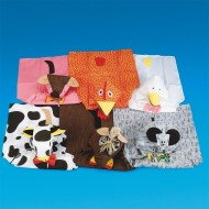 Animal Costumes (set of 6)