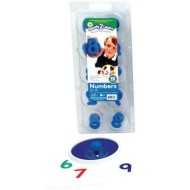 Ready To Learn Numbers (set of 10)