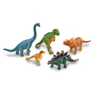 Jumbo Dinosaurs (set of 5)