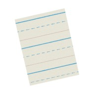 "Writing Practice Paper 8-1/2""x11"" (pack of 500)"