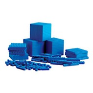 Interlocking Base Ten Class Set (set of 10)