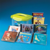 CD Set for Two Year Olds (set of 8)