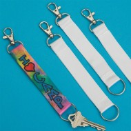 Color-Me™ Lanyard Key Chains (makes 24)
